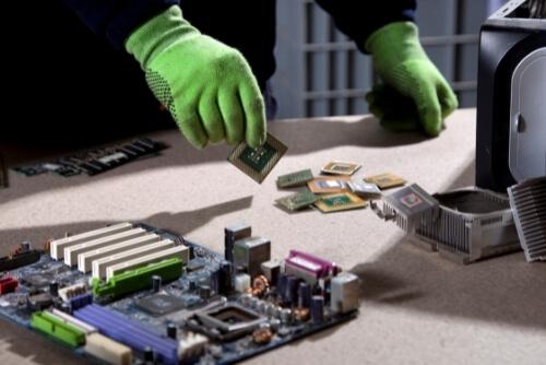 Electronic Waste - CompuCycle