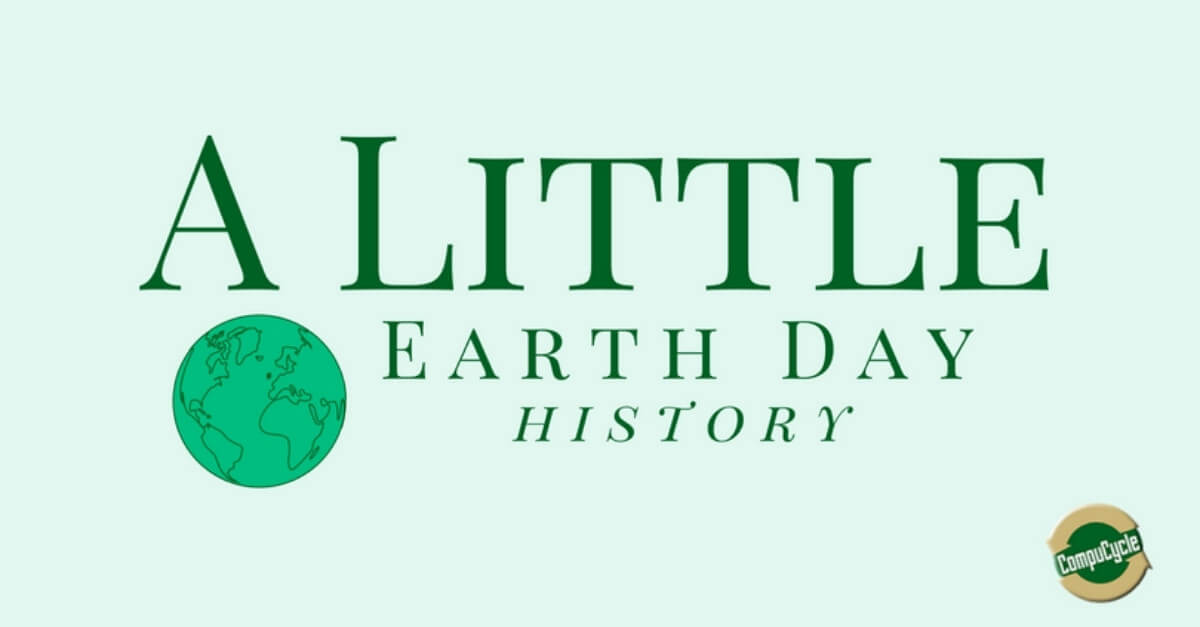 A Little Earth Day History