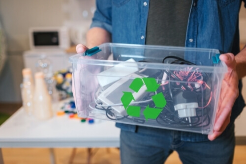 Recycling E-Waste - CompuCycle