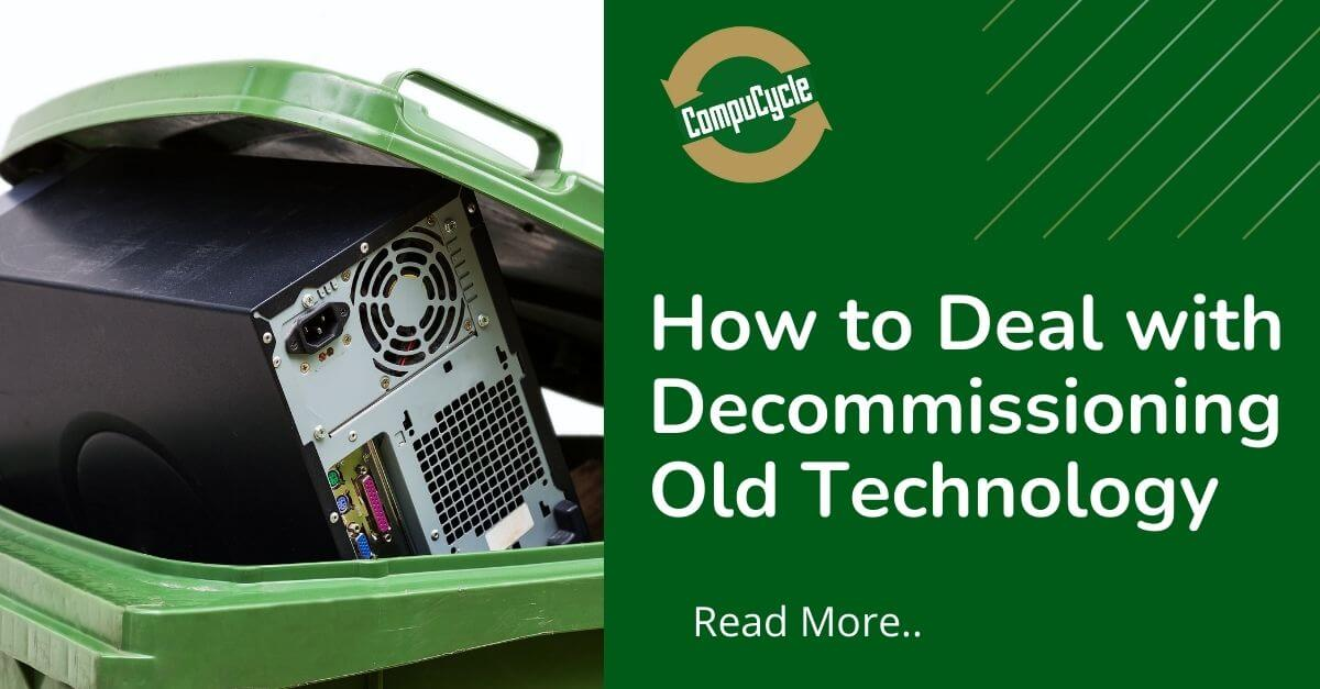 Migrating Data to the Cloud: How to Deal with Decommissioning Old Technology