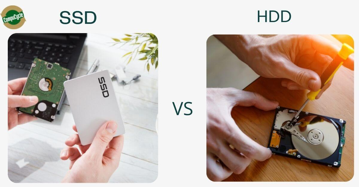 What is the difference between SSD and HDD? And its importance!